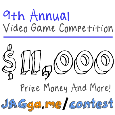2016 Life.Love. Game Design Challenge with $11,000 in prize money