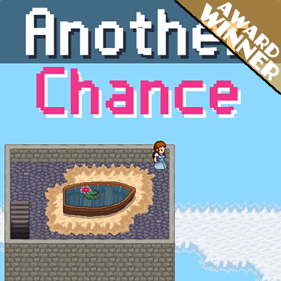 Another Chance, award winning video game about teen dating violence.