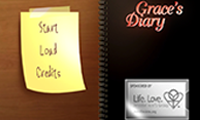 Thumbnail screenshot of Grace's Diary video game